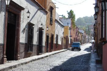 street scenes san miguel de allende mexico