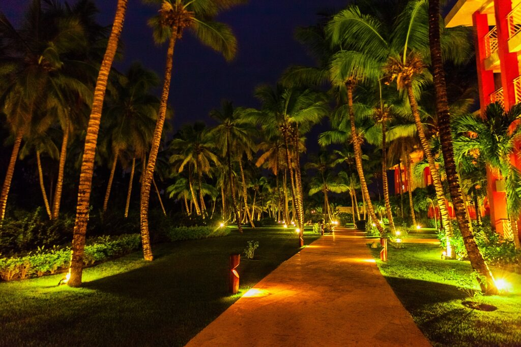 night lights at los cabos vacation resort