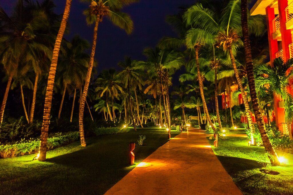 night lights at los cabos vacation resort