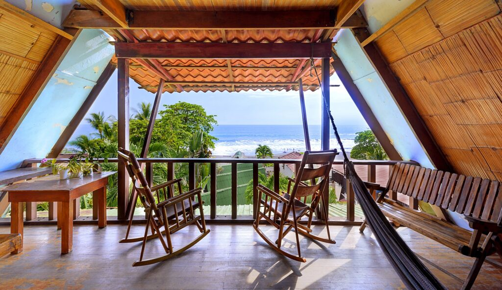 sea view from Puerto Vallarta villa